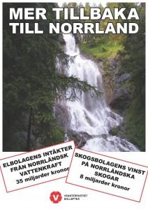 Mer tillbaka till Norrland