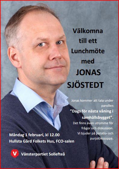 Jonas besöker Sollefteå